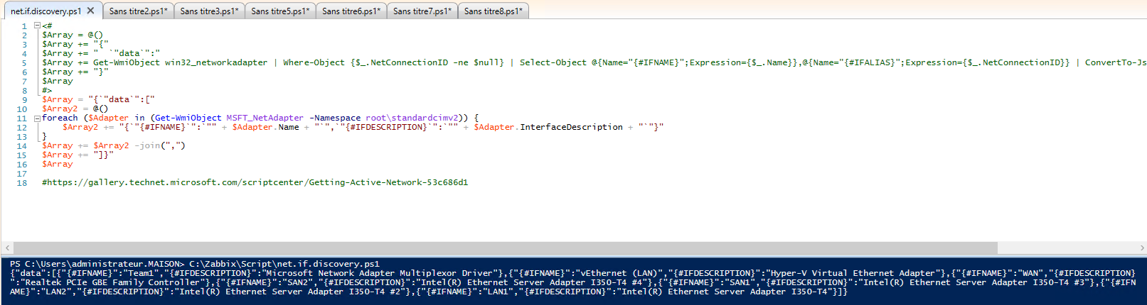 ZBXNEXT-2765] New attribute in net if discovery for zabbix_agentd on