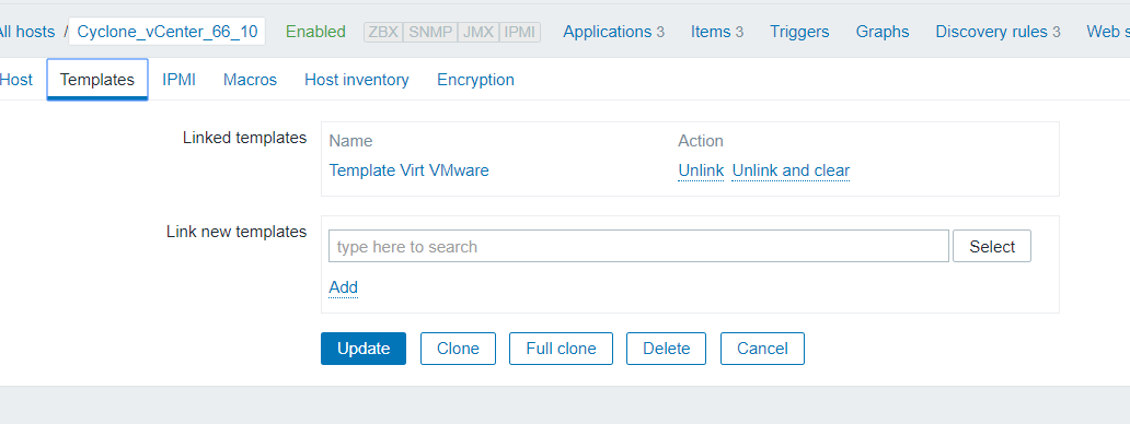 ZBX-15663] zabbix did not support vCenter6 7 low level discovery